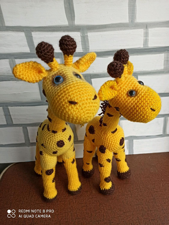 Жирафик, Мягкие игрушки, Самара,  Фото №1