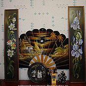 Картины и панно ручной работы. Ярмарка Мастеров - ручная работа Картины «Цветы». Handmade.