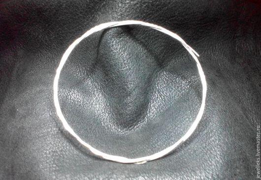 Для украшений ручной работы. Ярмарка Мастеров - ручная работа. Купить Проволока, серебро 925 проба. Диаметр 0,5 - 0,7.. Handmade.