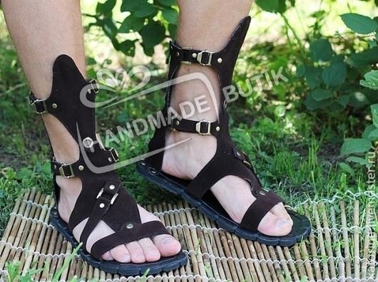 Стильные и удобные сандалии Гладиаторы  - это тренд сезона и лучшая обувь для жаркого лета!\r\nЭта модель выполнена специально для тех, кто любит носить летнюю обувь Без перепонки между пальцев!