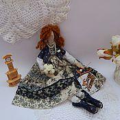 Куклы и игрушки ручной работы. Ярмарка Мастеров - ручная работа Бохиня Нисетти, хранительница дома. Handmade.