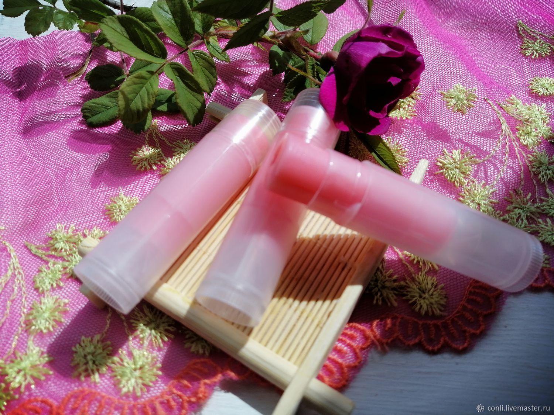 """Бальзам для губ """"Розовое варенье"""" сладкий на вкус, Бальзам для губ, Пермь,  Фото №1"""
