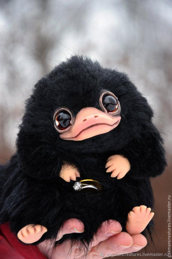 Маленький Нюхлер, Игрушки, Санкт-Петербург, Фото №1
