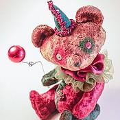 """Куклы и игрушки ручной работы. Ярмарка Мастеров - ручная работа Мишка тедди """"Жак"""". Handmade."""
