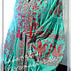 Order dresses: Dress embroidered linen. Boho Style Bohemian. 2017. Individual vyshivanka. (oksanetta). Livemaster. . Dresses Фото №3