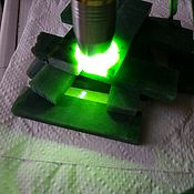 Материалы для творчества handmade. Livemaster - original item Green jade. Handmade.