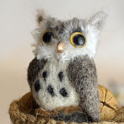 Украшения handmade. Livemaster - original item Buy brooch owl. Handmade.