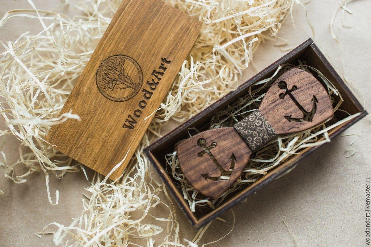 деревянные подарки с фото