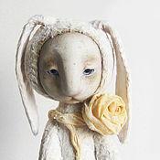 Куклы и игрушки handmade. Livemaster - original item Ballerina. Handmade.