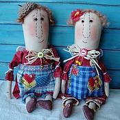 Куклы и игрушки ручной работы. Ярмарка Мастеров - ручная работа Домашние феи. Handmade.
