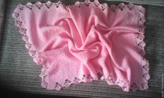 плед детский Розовое чудо