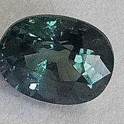 Материалы для творчества handmade. Livemaster - original item VERY RARE natural SAPPHIRE zoisite, 0,45 carats. Handmade.