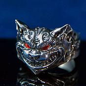 Украшения handmade. Livemaster - original item Ring Cheshire cat. Handmade.