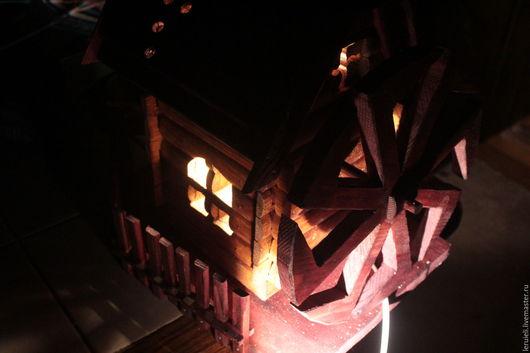 Освещение ручной работы. Ярмарка Мастеров - ручная работа. Купить Ночник светильник Сила Рода. Handmade. Ручная работа, талисман