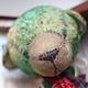 Мишки Тедди ручной работы. Мишка с бубенчиком.. Марина Струк. Интернет-магазин Ярмарка Мастеров. Плюшевый мишка, винтажная фурнитура