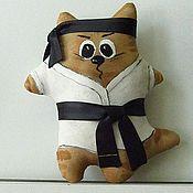 Куклы и игрушки handmade. Livemaster - original item Coffee seals.. Handmade.