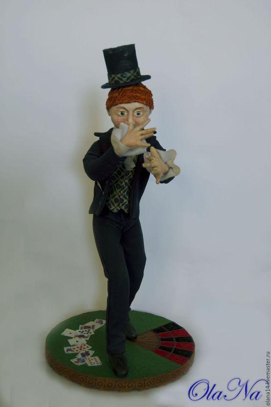 Коллекционные куклы ручной работы. Ярмарка Мастеров - ручная работа. Купить Авторская кукла «Игра». Handmade. Авторская, авторская кукла
