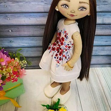 Куклы и игрушки ручной работы. Ярмарка Мастеров - ручная работа Кукла портретная. Интерьерная. Handmade.