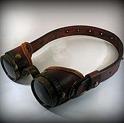Аксессуары handmade. Livemaster - original item Steampunk gogly