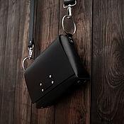 Сумки и аксессуары handmade. Livemaster - original item Handbag leather handmade. Handmade.