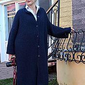 handmade. Livemaster - original item Coat Autumn mood wool blend handmade. Handmade.