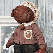 """Куклы и игрушки ручной работы. Ярмарка Мастеров - ручная работа """"Кексик"""". Handmade."""