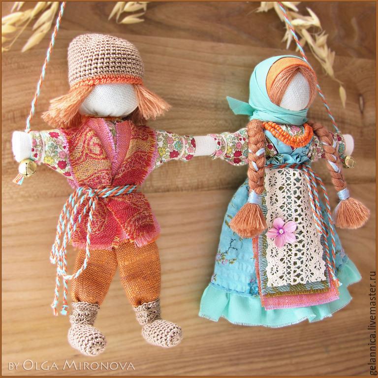 Куклы неразлучники на свадьбу
