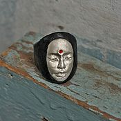 Украшения handmade. Livemaster - original item Ring skin Awake. Handmade.