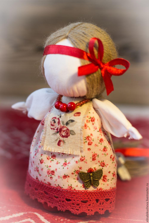 Куклы-обереги своими руками с фото