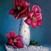 Картины и панно ручной работы. Ярмарка Мастеров - ручная работа Амариллисы. Handmade.