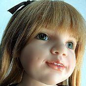 Куклы и игрушки handmade. Livemaster - original item Joanna by Hildegard Gunzel.. Handmade.