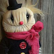 Куклы и игрушки handmade. Livemaster - original item clown.... Handmade.