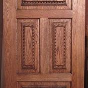 Двери ручной работы. Ярмарка Мастеров - ручная работа Дверь резная из массива. Handmade.