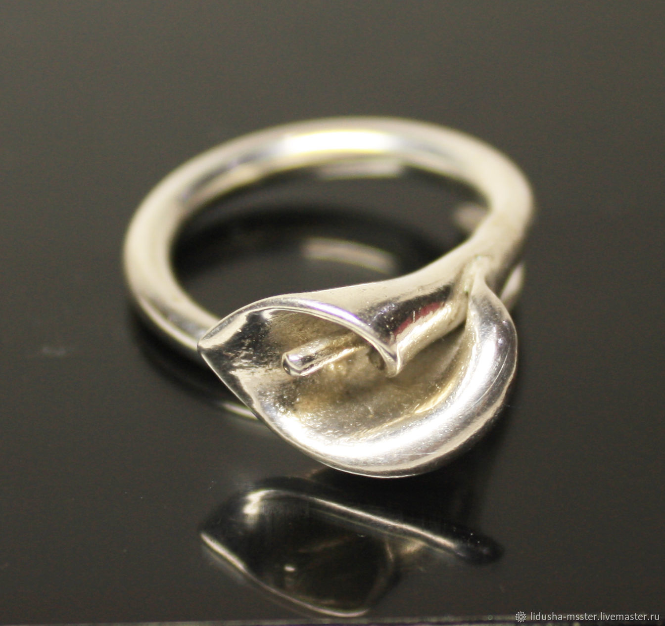 Ring 'Calla', Rings, Nizhny Novgorod,  Фото №1