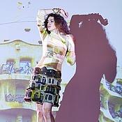 """Одежда ручной работы. Ярмарка Мастеров - ручная работа Платье """"Дом Гауди - 2"""". Handmade."""
