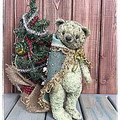 Мишки Тедди ручной работы. Ярмарка Мастеров - ручная работа Мишка Тедди Бенни. Handmade.