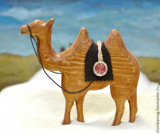 Статуэтки ручной работы. Ярмарка Мастеров - ручная работа. Купить Деревянная фигурка Верблюд. Handmade. Коричневый, массив, фигурка, верблюд