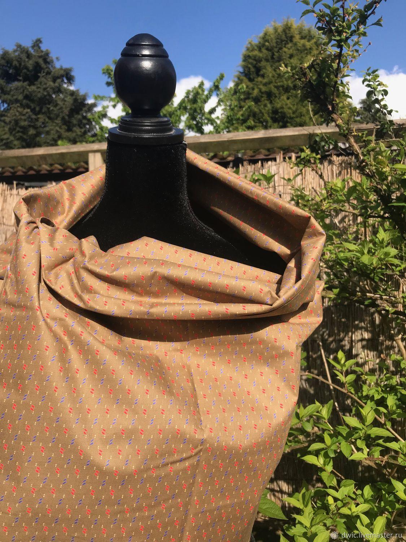Fabric, satin, 100% cotton, Holland, Fabric, Arnhem,  Фото №1