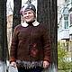 """Верхняя одежда ручной работы. Ярмарка Мастеров - ручная работа. Купить Валяная куртка  """" Подарок осени"""". Handmade. Жакет"""