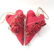 Куклы и игрушки ручной работы. Ярмарка Мастеров - ручная работа Сердце для Тебя. Handmade.