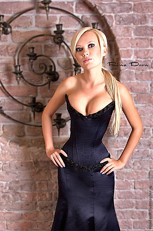 Купить корсетное платье