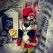 Куклы и игрушки ручной работы. Ярмарка Мастеров - ручная работа Заяц Егорка. Handmade.