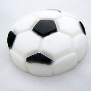 Косметика ручной работы. Ярмарка Мастеров - ручная работа Футбольный мяч. Handmade.
