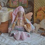 """Куклы Тильда ручной работы. Ярмарка Мастеров - ручная работа Ангел добрых снов в стиле Тильда """"Шебби-сны"""". Handmade."""