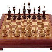 Шахматы Селенус тёмные ( 6080)