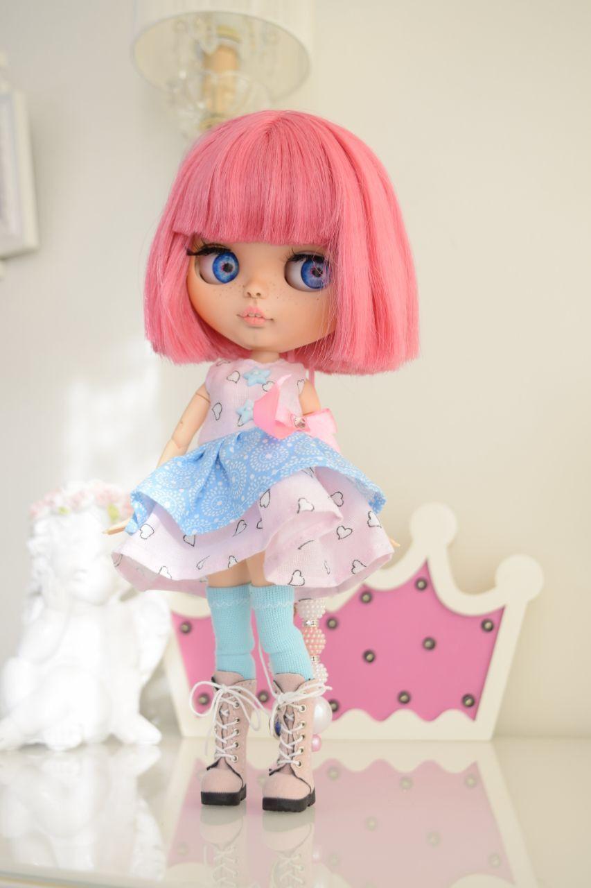 Кукла Блайз «Милла» – заказать на Ярмарке Мастеров – ET9KTRU   Кастом, Набережные Челны