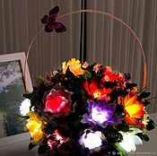 Для дома и интерьера handmade. Livemaster - original item Composition-light