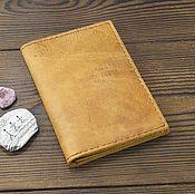 Сумки и аксессуары handmade. Livemaster - original item Driver purse genuine leather. Handmade.