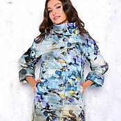 Одежда ручной работы. Ярмарка Мастеров - ручная работа Куртка из итальянской стежки. Handmade.