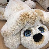 Куклы и игрушки handmade. Livemaster - original item Dog from natural fur. Handmade.